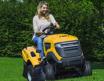 Садовые тракторы Stiga