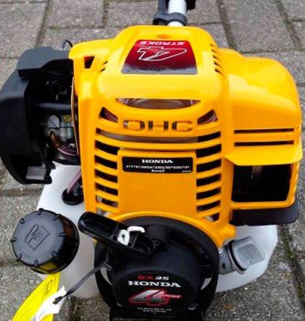 Двигатель SBC 435 HD