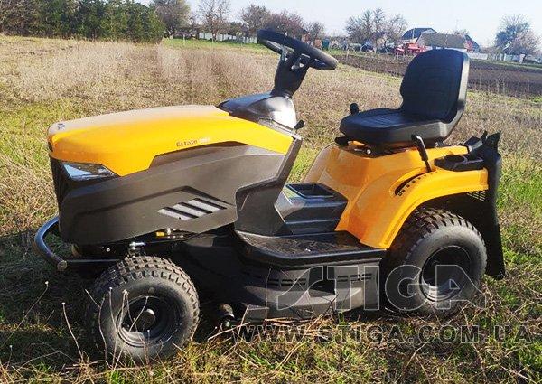 Трактор-газонокосилка Stiga Estate 2084